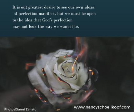 God's perfection