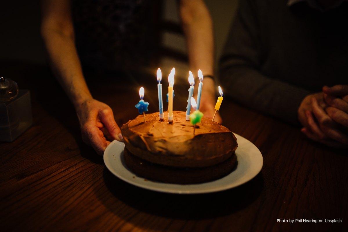 Thirty Something Cake